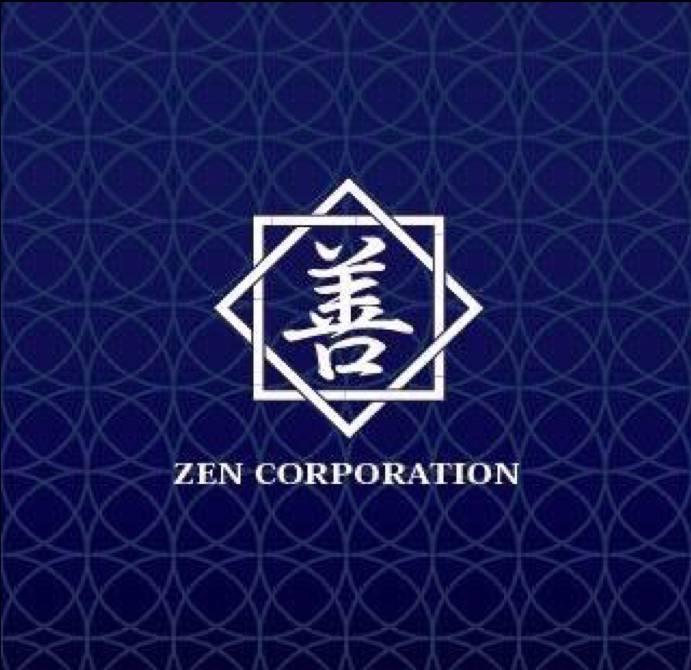 株式会社善のロゴ